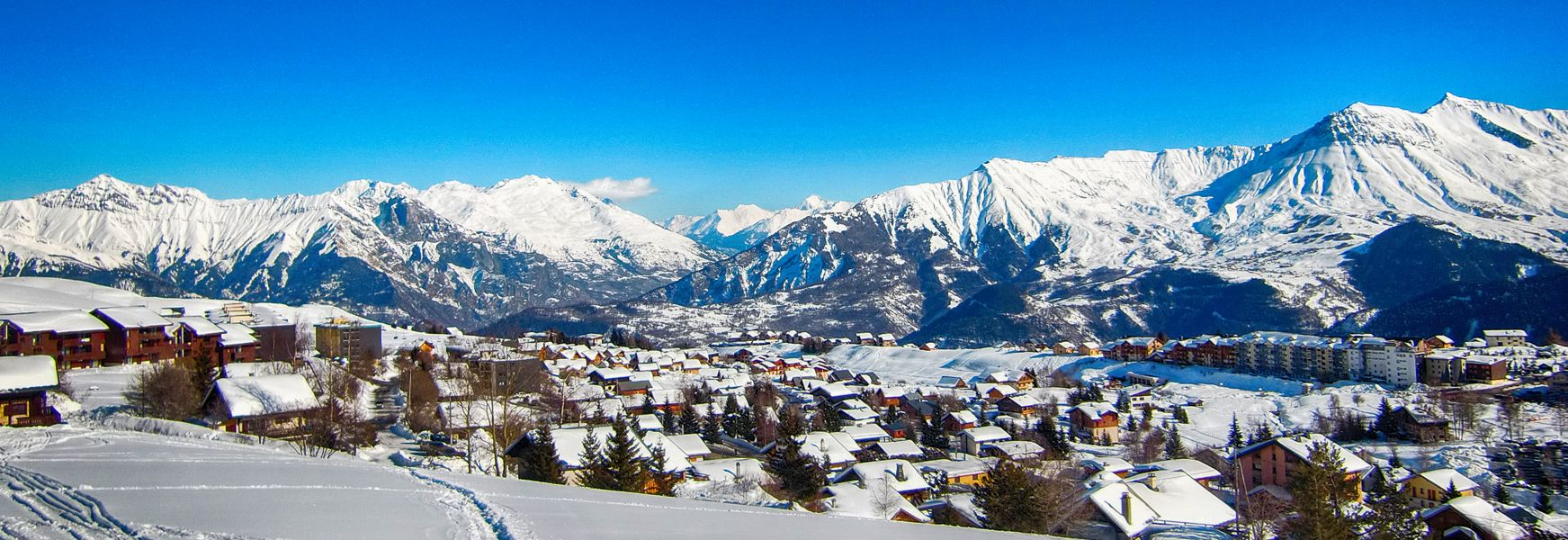 Location Ski Intersport La Toussuire